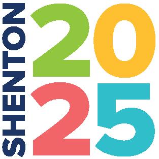Shenton College Business Plan 2025 logo: Shenton 2025